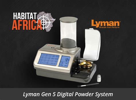 Shooting Supplies Lyman Gen5 Digital Powder System.