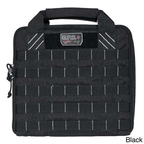 Shop G P S Tactical Hardside Pistol Case - Free Shipping .