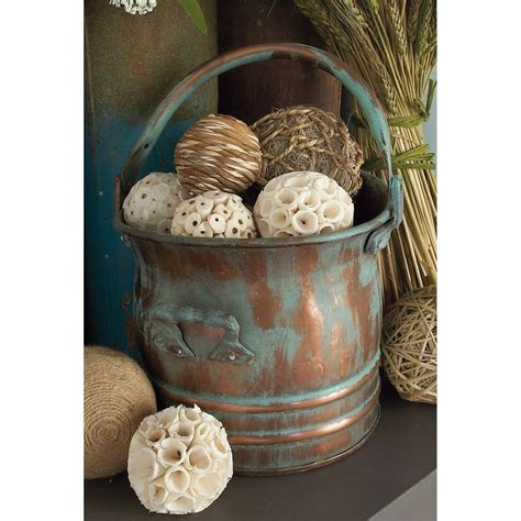 Shop Set Of 3 Rustic 9 11 And 13 Inch Round Drum