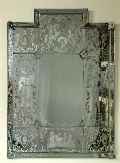 Shopzilla - Antique Etched Mirrors Mirrors.