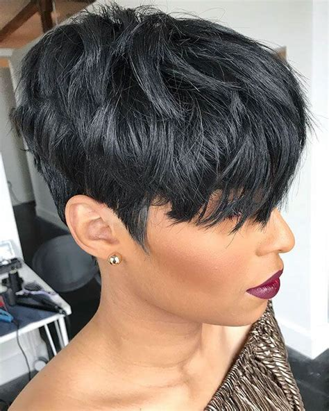 Galerry short sexy hairstyles for black women