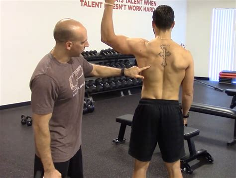 Shoulder Health Eric Cressey High Performance Training.