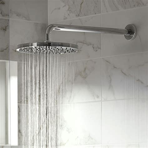 Shower Heads- Contemporary 8 Inch Rain Round  - Dxv.