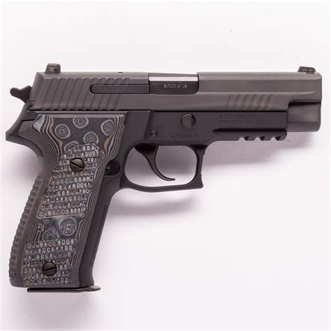 Sig Sauer Sigarms Pistols P226 Local Deals National For .