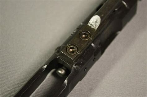 Silencer Shop Authority Gemtech Suppressed Bolt Carrier .