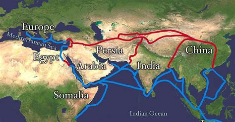 [click]silk Road - Ancient History Encyclopedia.
