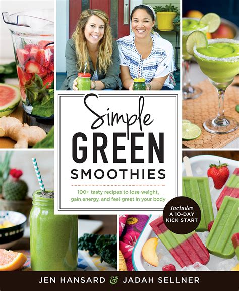 [pdf] Simple Green Smoothies 100 Tasty Recipes To Lose Weight .
