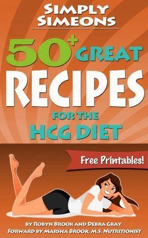 [pdf] Simply Simeons 50 Great Recipes For The Hcg Diet By .