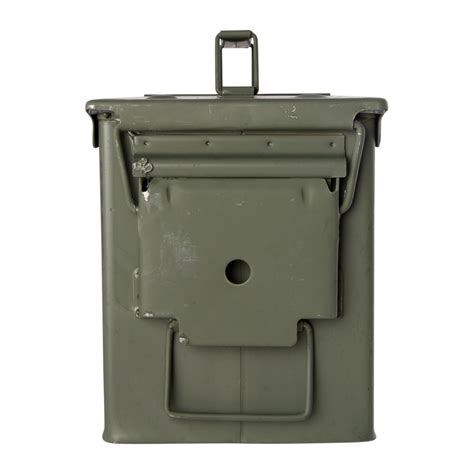Sinclair Inc 50 Caliber Ammo Can Steel Green  Sinclair Intl.