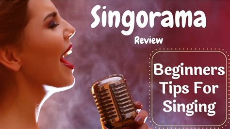 @ Singorama - Essential Guide To Singing - Video Dailymotion.