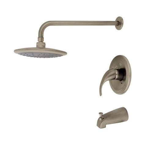 Sir Faucet Sir Faucet 750- 3 Piece Rain Head Shower Set .