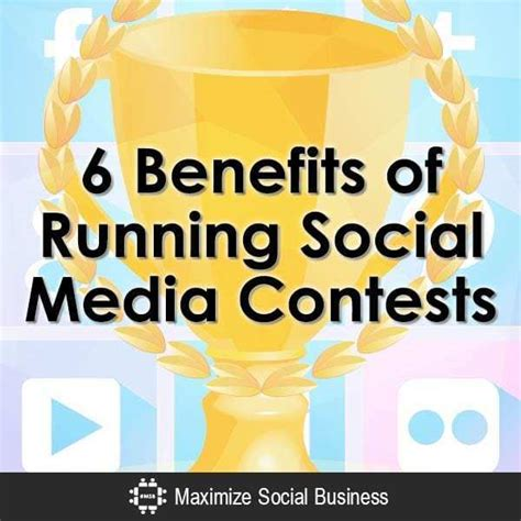 Six Benefits Of Running Social Media Contests - Neal Schaffer.