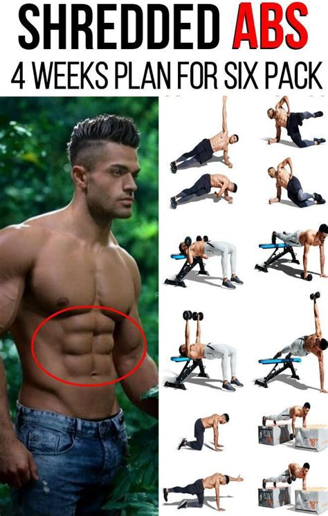 @ Six Pack Abs - Easiest Way To Get A Ripped Body In Weeks.