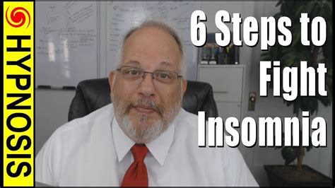 @ Six Steps To Fight Insomnia - Video
