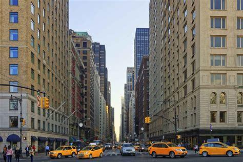 Sixth Avenue Manhattan
