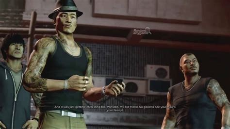 Sleeping Dogs Xbox 360 Review