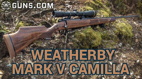 Slickguns Review Hunting Rifle For Women Weatherby Mark .