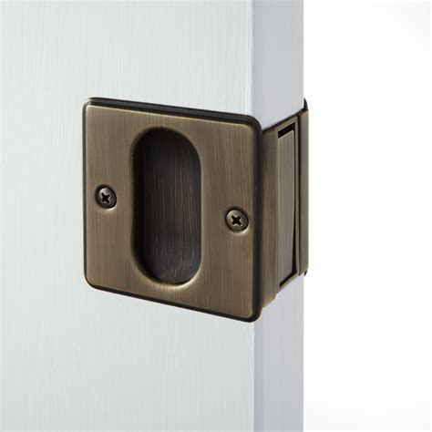 Sliding And Pocket Door Passage Privacy Latches - The .