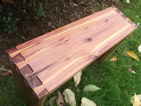 Small Cedar Wood Project Ideas