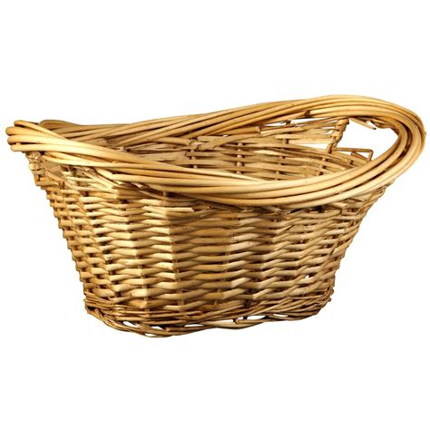 Small Natural Willow Laundry Basket By Ashland  - Michaels.