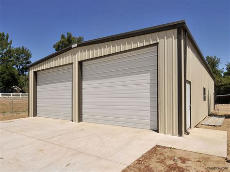 Small Steel Buildings