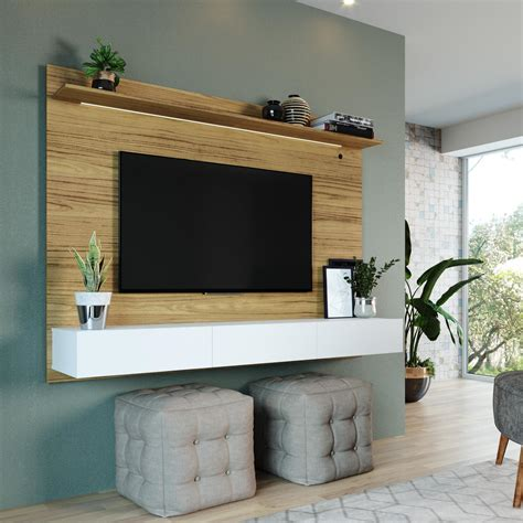 Small Wall Mounted Entertainment Centers