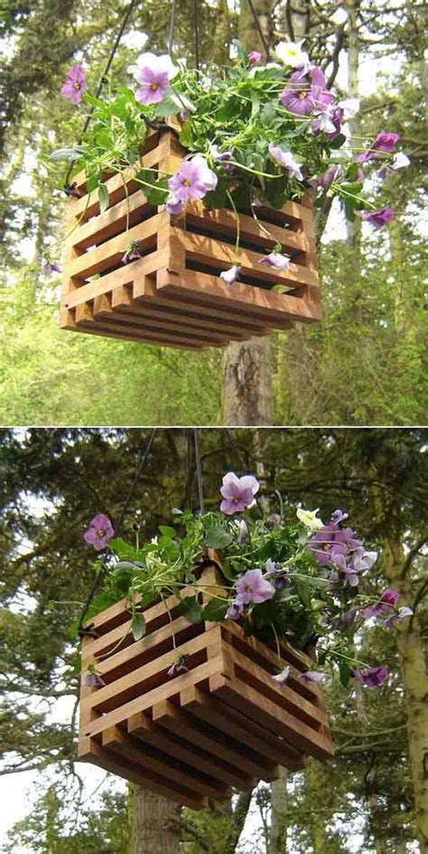Small Wood Garden Projects