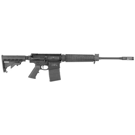 Smith  Wesson M P-10 Rifle 308 Win 16in 20rd Black.