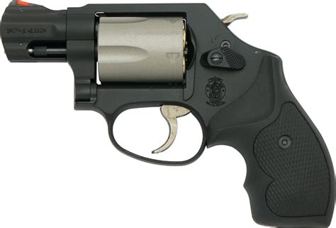 Smith Wesson M360 357mag Revolver 1 8in Two Tone.