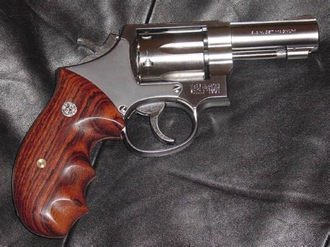 Smith Wesson Model 19 2 5 By Tanaka - M1911 Org.