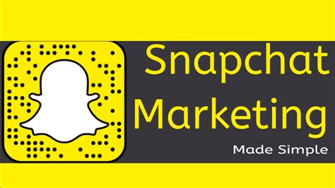 [click]snapchat Marketing Video Course.