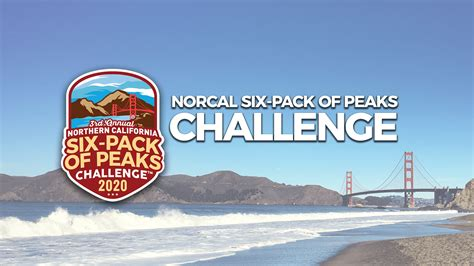 @ Socal Six-Pack Of Peaks Challenge  .