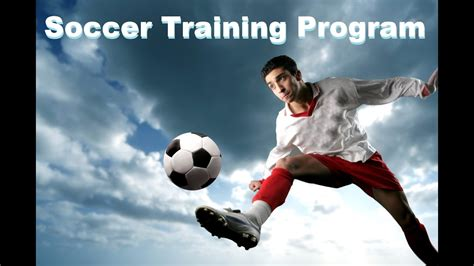 [click]soccer Program Train Like A Pro.