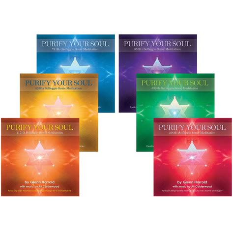 [click]solfeggio Sonic Meditation Bundle - All Six Mp3 Downloads .
