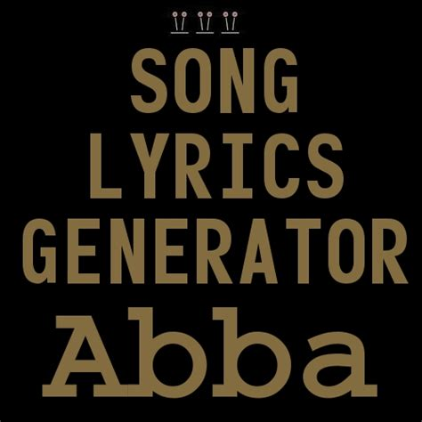 [click]song Lyrics Generator.