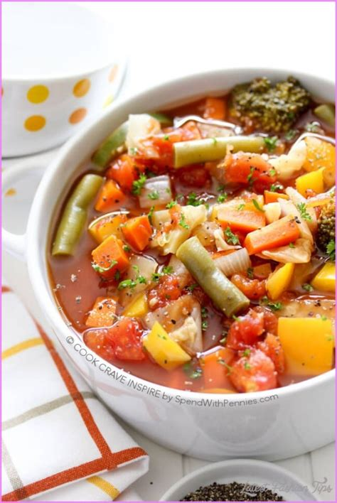 Soups For Weight Loss - Weight Loss Soups - Redbook.
