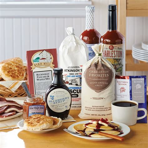 Southern Breakfast Gift Baskets