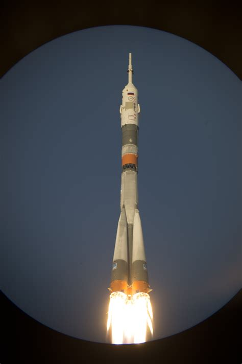 Space Headaches On Soyuz – Tim Peakes Principia Blog.