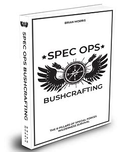 @ Spec Ops Bushcrafting   Brian Morris.