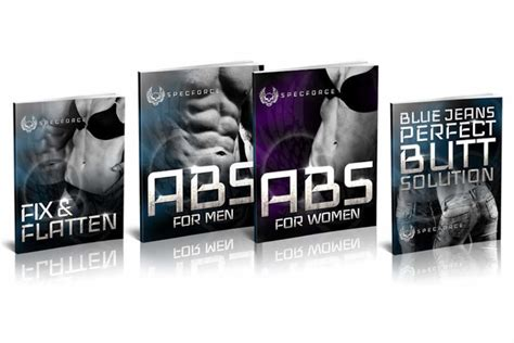 Specforce Abs System Review & Specforce Abs For Men And.