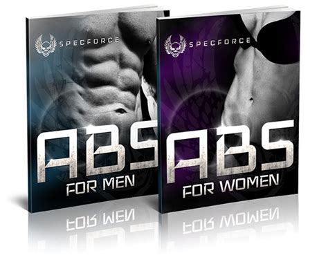Specforce Abs For Men And Women.