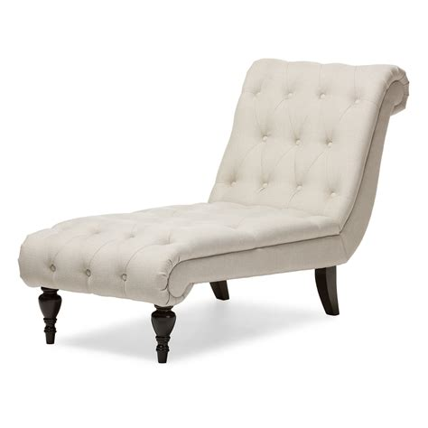 Special Prices On Layla Chaise Lounge In Light Beige.