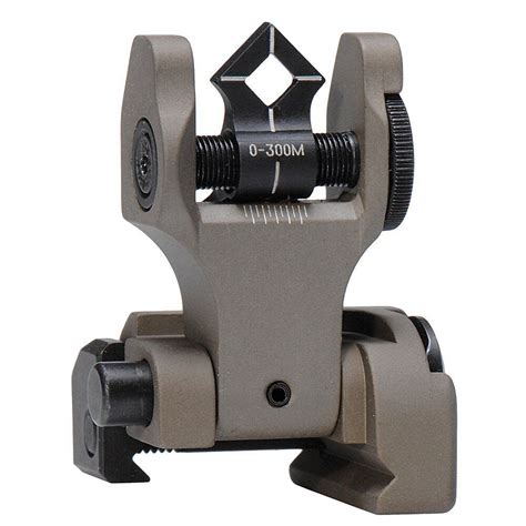 Special Collection Micro Folding Battlesights Troy .