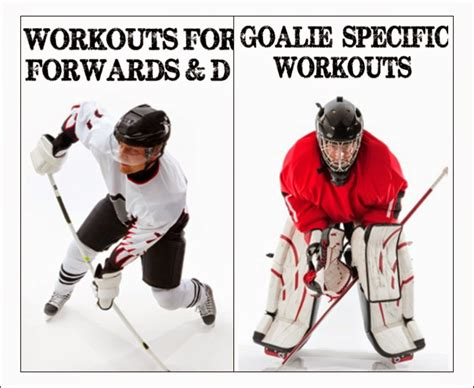[pdf] Specific Off Ice Training For Hockey Goalies And Skaters.