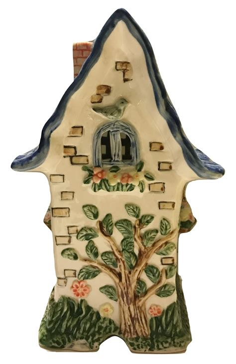 Spectacular Deals On Perching Birds Porcelain Table Lamp.