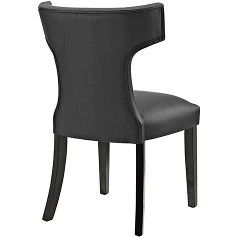Spectacular Sales For Curve Vinyl Dining Side Chair Set .