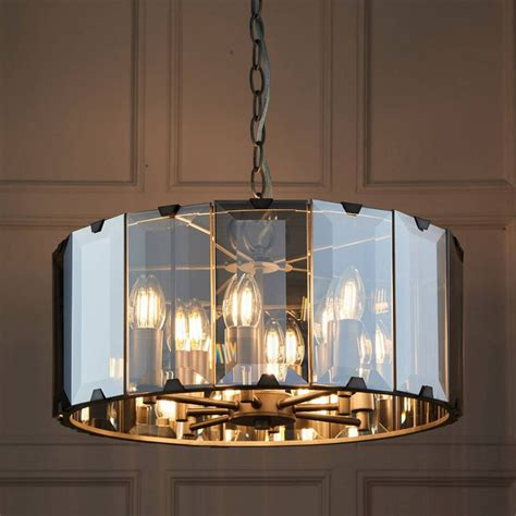 Spectacular Sales For Hannah Pendant Lamp Gray.