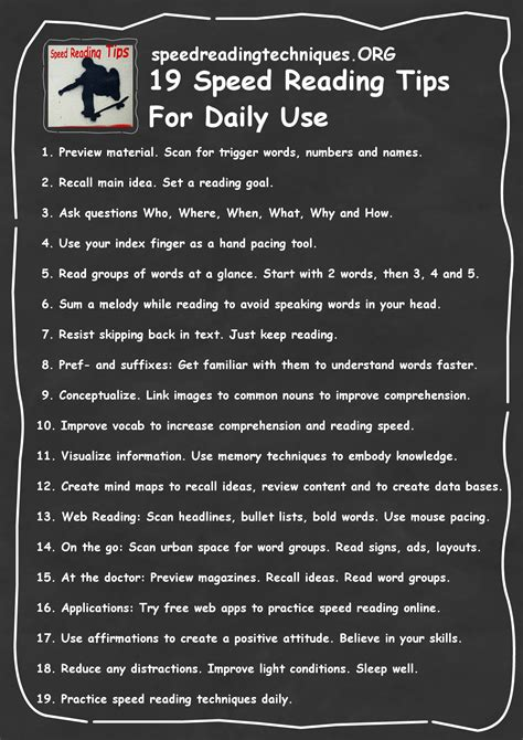 Speed Reading Tips: What Are The 4 Secrets To Comprehending At.