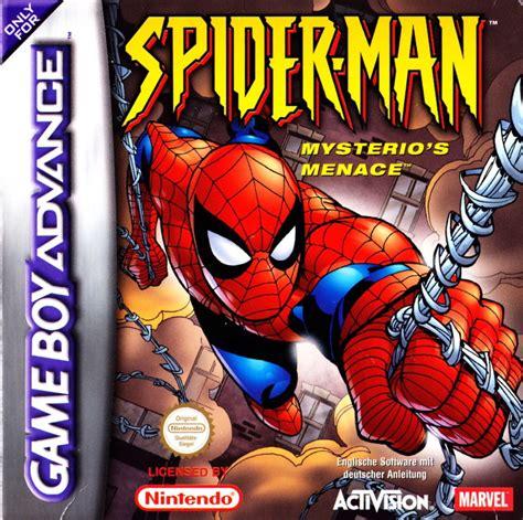 Spider-Man Gameboy Advance