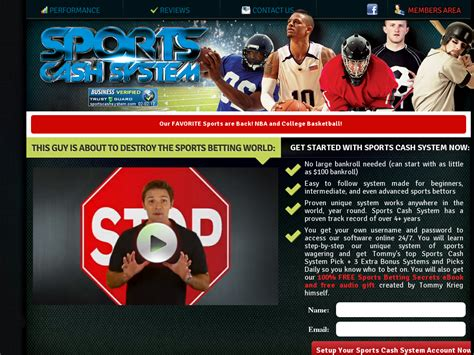 @ Sports Cash System - Sick Recurring Conversions - Video .